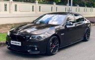 Bán BMW 5 Series 520i sản xuất 2016, màu nâu, nhập khẩu nguyên chiếc giá 2 tỷ 250 tr tại Tp.HCM