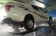 Cần bán xe Mitsubishi Triton sản xuất 2017, màu trắng, xe nhập giá 538 triệu tại Quảng Ninh