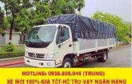 Bán xe tải Thaco 7 tấn mới 2018 - thùng dài 6,2m - hỗ trợ vay ngân hàng. LH 0983.440.731 giá 489 triệu tại Tp.HCM