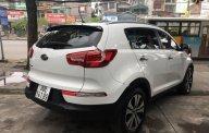 Bán lại xe Kia Sportage năm sản xuất 2011, màu trắng, xe nhập giá 550 triệu tại Hà Nội