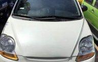 Bán Chevrolet Spark đời 2009, màu trắng, giá 112tr giá 112 triệu tại Vĩnh Long