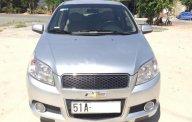 Cần bán Chevrolet Aveo sản xuất năm 2014, màu bạc, giá chỉ 320 triệu giá 320 triệu tại Tp.HCM