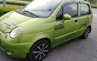 Cần bán lại xe Daewoo Matiz SE năm sản xuất 2007, màu xanh lục giá 74 triệu tại Thái Nguyên