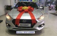 Cần bán lại xe Hyundai Accent sản xuất năm 2018, màu bạc giá 425 triệu tại Tp.HCM