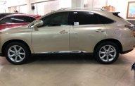 Bán Lexus RX 350 AWD sản xuất 2010, nhập khẩu nguyên chiếc giá 1 tỷ 500 tr tại Tp.HCM