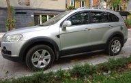 Cần bán Chevrolet Captiva 2.4MT sản xuất 2009, màu bạc giá 276 triệu tại Hà Nội