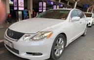 Bán xe Lexus GS năm 2006, màu trắng, nhập khẩu nguyên chiếc giá 630 triệu tại Hà Nội