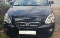 Cần bán lại xe Kia Carens năm 2010, màu đen ít sử dụng, giá 295tr giá 295 triệu tại Long An