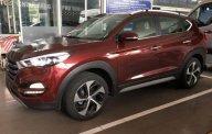 Cần bán lại xe Hyundai Tucson 1.6Turbo năm sản xuất 2018, màu đỏ, giá tốt giá 890 triệu tại TT - Huế