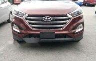 Bán xe Hyundai Tucson đời 2018, màu đỏ giá tốt giá 845 triệu tại Tp.HCM