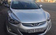 Cần bán Hyundai Elantra 1.8 AT đời 2014, màu bạc, nhập khẩu nguyên chiếc giá 488 triệu tại Long An