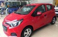 Bán Chevrolet Spark năm sản xuất 2018, màu đỏ, giá 259tr giá 259 triệu tại Bắc Giang