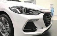 Cần bán xe Hyundai Elantra Sport 1.6 Turbo đời 2018, màu trắng giá 717 triệu tại TT - Huế