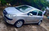 Cần bán xe cũ Hyundai Getz 2008, màu bạc, nhập khẩu nguyên chiếc giá 180 triệu tại Thanh Hóa