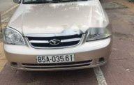Cần bán gấp Daewoo Lacetti năm 2008, màu nâu, giá 230tr giá 230 triệu tại Ninh Thuận