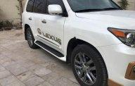 Cần bán lại xe Lexus LX 570 2011, màu trắng, nhập khẩu   giá 3 tỷ 350 tr tại Tp.HCM