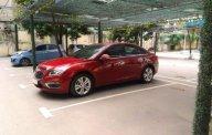 Bán lại xe Chevrolet Cruze LTZ sản xuất năm 2017, màu đỏ như mới giá 600 triệu tại Hà Nội