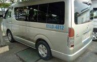 Cần bán Toyota Hiace sản xuất năm 2007 giá 250 triệu tại Đồng Nai