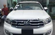 Bán Ford Everest Titanium 2.0L 4x2 AT sản xuất năm 2018, màu trắng, xe nhập giá 1 tỷ 177 tr tại Hà Nội
