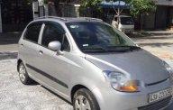 Bán Chevrolet Spark năm sản xuất 2009, màu bạc giá 132 triệu tại Đà Nẵng