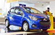 Cần bán lại xe Chevrolet Spark năm 2018, màu xanh lam giá 359 triệu tại Cần Thơ