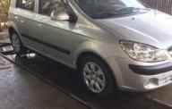 Bán Hyundai Getz sản xuất 2009, màu bạc, xe nhập giá 205 triệu tại Đồng Nai