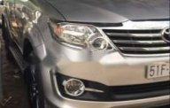 Bán Toyota Fortuner AT sản xuất 2015, màu bạc như mới giá 810 triệu tại Tp.HCM