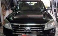 Bán xe Ford Everest 2.5L 4x2 MT, đời 10/2011 máy dầu, số sàn, màu đen giá 515 triệu tại Tp.HCM
