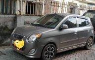Bán ô tô Kia Morning sản xuất năm 2010, màu xám, xe nhập chính chủ giá 270 triệu tại Hà Nội