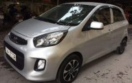 Cần bán lại xe Kia Morning 1.25MT sản xuất 2016, màu bạc số sàn giá 250 triệu tại Hải Phòng