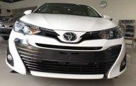Bán Toyota Vios 2018, màu trắng, giá chỉ 601 triệu giá 601 triệu tại Tp.HCM