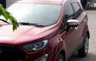 Cần bán lại xe Ford EcoSport AT đời 2018, màu đỏ, giá 600tr giá 600 triệu tại Bắc Ninh