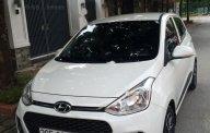 Bán Hyundai Grand i10 1.2 AT đời 2017, màu trắng chính chủ giá 410 triệu tại Hà Nội