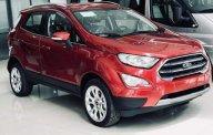 Cần bán xe Ford EcoSport đời 2018, màu đỏ, led ban ngày được thiết kế mới giá 529 triệu tại Tp.HCM