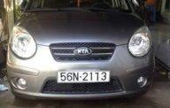 Cần bán Kia Morning 1.2 AT sản xuất 2009, màu xám, nhập khẩu nguyên chiếc giá 212 triệu tại Bình Dương