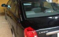 Cần bán gấp Daewoo Lacetti đời 2009, màu đen giá 225 triệu tại Phú Thọ