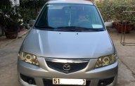 Cần bán gấp Mazda Premacy đời 2003 màu bạc, 205 triệu giá 207 triệu tại Tp.HCM