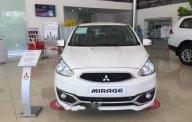 Cần bán Mitsubishi Mirage đời 2018, màu trắng, nhập khẩu nguyên chiếc giá cạnh tranh giá 350 triệu tại Đà Nẵng
