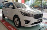 Bán xe Kia Sedona Luxury đời 2018, màu trắng, nhập khẩu nguyên chiếc giá 1 tỷ 129 tr tại Tp.HCM