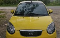 Cần bán xe Kia Morning Sport bản đủ, đời 2011, màu vàng giá 225 triệu tại Bình Dương