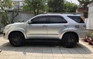Cần bán xe Toyota Fortuner sản xuất năm 2016, màu bạc số sàn giá 888 triệu tại Tp.HCM