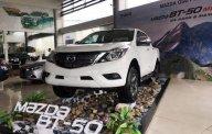 Bán ô tô Mazda BT 50 sản xuất năm 2018, màu trắng, xe nhập giá 640 triệu tại Hà Nội