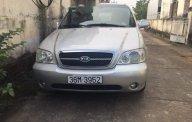 Bán Kia Carens sản xuất 2007, màu bạc, xe đẹp như mới giá 180 triệu tại Nghệ An