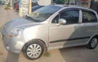 Cần bán lại xe Chevrolet Spark MT năm sản xuất 2010, màu bạc, điều hòa mát giá 123 triệu tại Tp.HCM