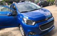 Cần bán xe Chevrolet Spark 2018, màu xanh lam, giá tốt giá 259 triệu tại Tp.HCM
