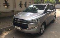 Cần bán lại xe Toyota Innova 2017, màu bạc, nhập khẩu   giá 715 triệu tại Tp.HCM
