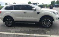 Cần bán Ford Everest Titanium 2.0L 4x4 AT đời 2018, màu trắng, nhập khẩu giá 1 tỷ 399 tr tại Hà Nội
