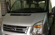 Bán xe Ford Transit đời 2017 màu bạc, giá rẻ giá 700 triệu tại Tp.HCM