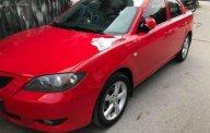 Bán Mazda 3 năm sản xuất 2005, màu đỏ số sàn, giá 225tr giá 225 triệu tại Hà Nội