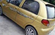 Bán Daewoo Matiz SE đời 2001, màu vàng, xe nhập  giá 55 triệu tại Hải Phòng